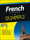 French All-in-One For Dummies (eBook)